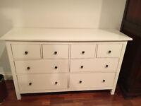 Ikea Hemnes Chest of 8 drawers