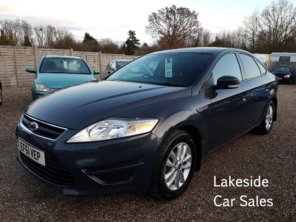 Ford Mondeo 20 Edge TDCi 140 5 Door Hatch 1 Previous Owner Service