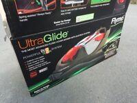 Ultraglide FLYMO Lawnmower. Used Once. Like NEW in box