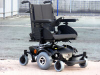 BRAND NEW DAYS MEDICAL - FREE DELIVERY - 4MPH ELECTRIC WHEELCHAIR - POWER CHAIR - MOBILITY SCOOTER