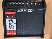 Line 6 Spider IV 15 - Excellent condition