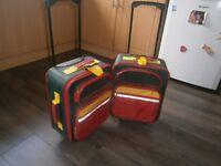 Childrens Suitcases/Flight Bag