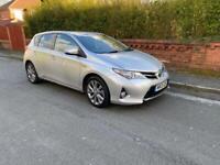 Toyota Auris Excel VVT-I CVT HYBRID