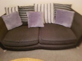 For sale sofa and swivel chair
