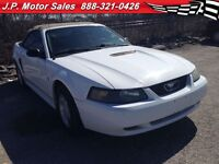 2001 Ford Mustang Automatic, Convertible