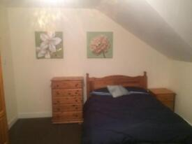 LARGE DOUBLE ROOM WITH ENSUITE city centre