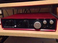 Focusrite Saffire 6i6 Audio Interface