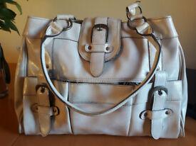 Lovely Cream Bag