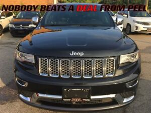 2014 Jeep Grand Cherokee Summit**ADAPT CRUISE**BLND SPOT MON**