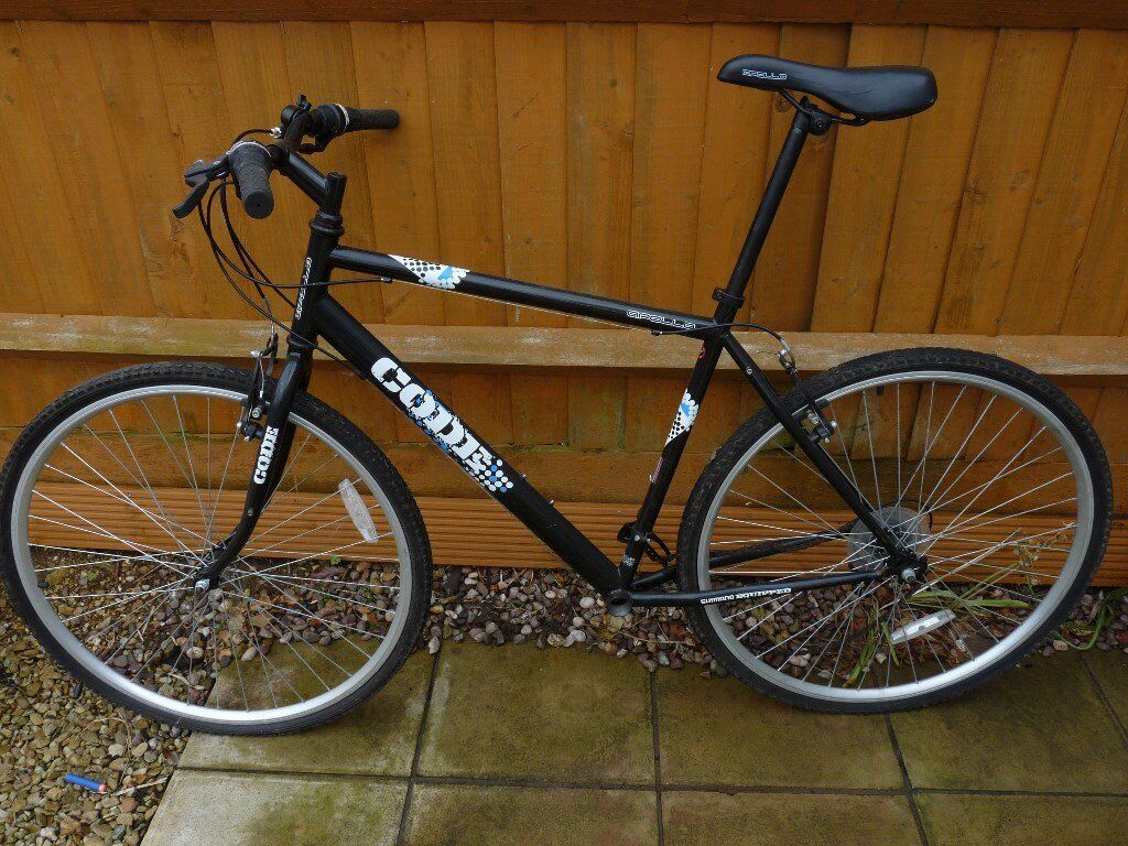 "Mountain Bike for spares or repairin Bicester, OxfordshireGumtree - Mountain bike in need of repair or for use as spares. Had pedals removed and couldnt get them back on. Still have the pedals. Handle twist gears and brand new cassette on rear wheel. 21"" frame"