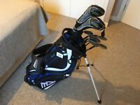 Brand New set of MD Golf Clubs with bag