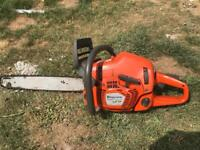 Husqvarna 576 xp chainsaw 20 inch bar