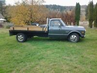 1972 Chevrolet C/K Pickup 3500 custom deluxe Dually