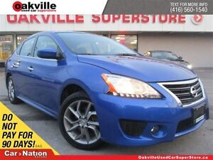 2015 Nissan Sentra 1.8 SR | ONE OWNER | SUNROOF | BLUETOOTH