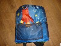 Boys Spaceman Sleeping Bag