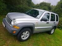 Jeep Cherokee 2.8 diesel Sport