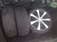 Alloy Wheels for sale Fits to : Volkswagen POLO + GOLF + PASSAT & Vauxhall Astra + Zafira