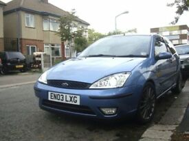 FORD FOCUS MP3 1.8 LIMITED EDIITON