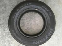 Dextero tyres part worn