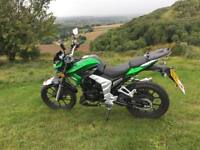 Lexmoto venom 125cc 2015