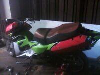 125cc custom made fun midi matrix