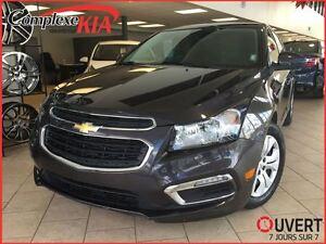 2015 Chevrolet Cruze LT PROMO1500$min POUR VOTRE ÉCHANGE WOW CAM