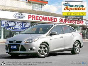 2012 Ford Focus SE***Microsoft Sync, low kms***