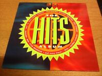 THE HITS ALBUM - ORIGINAL RELEASE IN EXCELLENT CONDITION.
