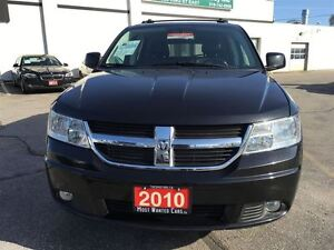 2010 Dodge Journey R/T 3.5L V6 AWD | LEATHER | BLUETOOTH | Kitchener / Waterloo Kitchener Area image 9