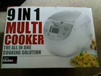 Brand new 9 in 1 multi cooker