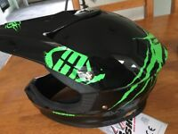 New unused Kids mx helmet