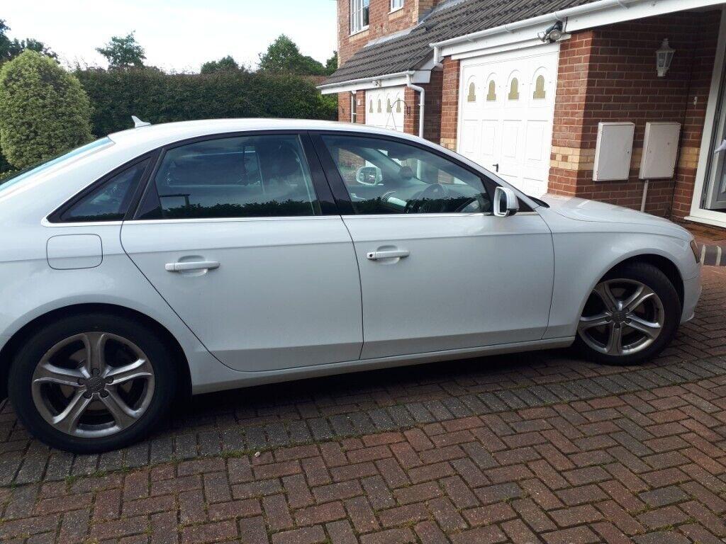 White Audi A4 For Sale In Locks Heath Hampshire Gumtree