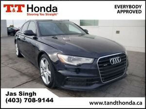2014 Audi A6 3.0 Progressiv 3.0 Progressiv* Leather, Heated S...