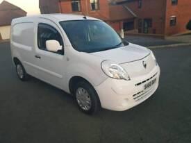 2010 Renault kangoo medium 1.5 dci new mot sat nav Tom Tom