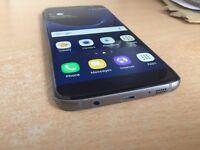 Samsung S7 Edge Black Unlocked.