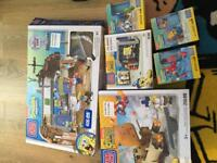 SpongeBob megabloks/Lego set