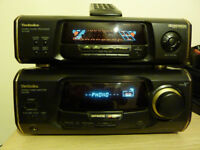 Technics Stereo Tuner Amp