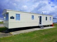 CARAVAN FOR HIRE ON ORCHARD HOLIDAY VILLAGE POINT CLEAR CLACTON ON SEA