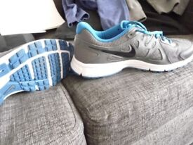 NIKE size 9.5 as new