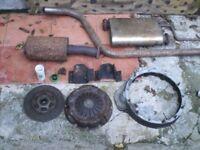 land rover steve parker kit