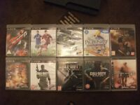 PS3 games- 9 for £20