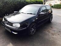VOLKSWAGEN GOLF 1.8 GTI TURBO 265+BHP BIG SPEC BARGAIN (GTI ST K1 TYPE R VXR S3 VRS)