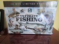 matt hayes fishing dvd,s new