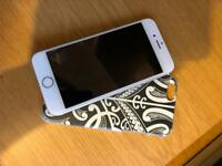 iPhone 6, 64gb in gold with original box