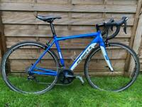Planet X Alu road bike, shimano 105, size 52