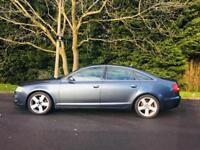2007(57) Audi A6 2.0 TDI SLine Automatic Leather Seats Navigation FSH + Not Audi A4 VW Golf