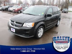 2014 Dodge Grand Caravan CVP! ONLY 52 KM! Trade-In! Save!