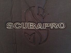 SCUBAPRO - Full length - Used ONLY ONCE - 7mm wetsuit
