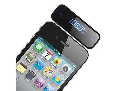 FM Transmitter KFZ PKW LKW Auto Radio für MP3 Player 3,5mm Handy iPhone Musik