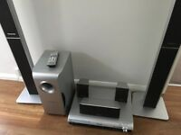 Panasonic SA-HT540 DVD Home Theatre Sound System